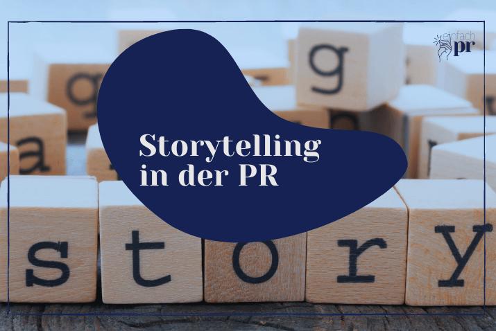 Titelbild: Storytelling in der PR