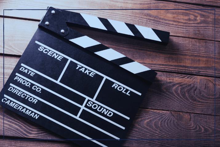 Storytelling in der PR: Filmklappe