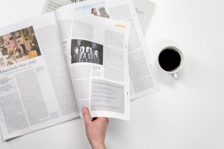4 Gründe, deine Pressearbeit selbst in die Hand zu nehmen