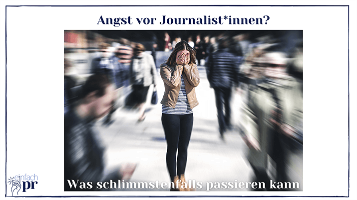 Cover: Angst vor Journalist*innen
