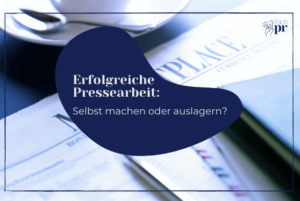 Cover: Erfolgreiche-Pressearbeit